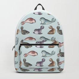 Little Seals Backpack