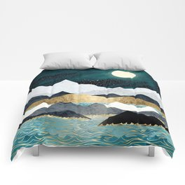 Ocean Stars Comforters