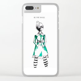 Be the Magic Clear iPhone Case
