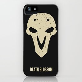 Death Blossom iPhone Case