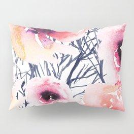 Roses on Sticks Pillow Sham