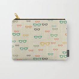 PUT YOUR GLASSES ON Carry-All Pouch