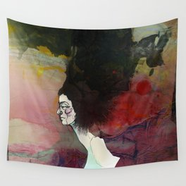 A small window of opportunity Wall Tapestry