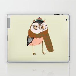Owls Love Scarfs.  Laptop & iPad Skin
