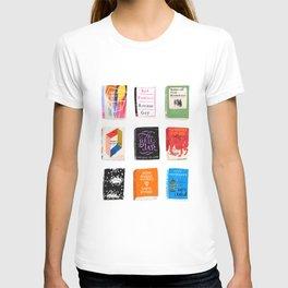 Library Still Life T-shirt