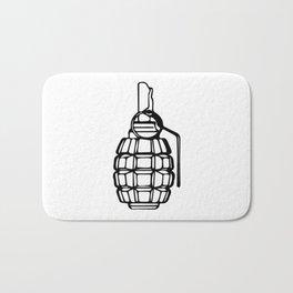 Grenade Bath Mat