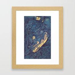 Air Max Framed Art Print