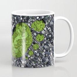 Carbon footprint Coffee Mug