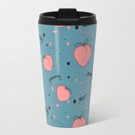 Sweet peach Travel Mug