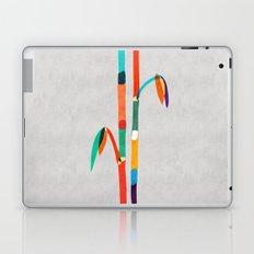 Couple of Bamboo Laptop & iPad Skin