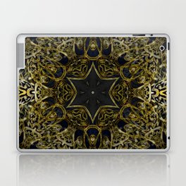 Lion's mane Laptop & iPad Skin