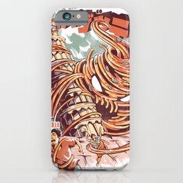 The Kaiju Spaghetti iPhone Case