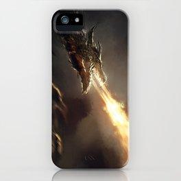 Alduin iPhone Case