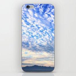 Clouds Dispensing iPhone Skin