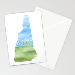 New Hampshire Home State Stationery Cards
