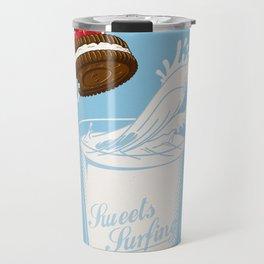 Sweets Surfing Travel Mug