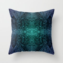 In Recovery Throw Pillow