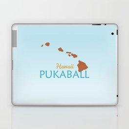 Hawaii Pukaball Laptop & iPad Skin