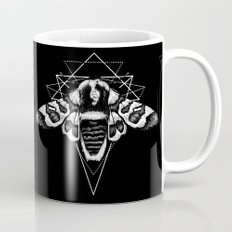 Geometric Moth 2 Mug