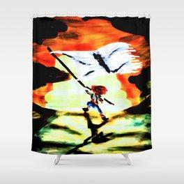Liberté Shower Curtain