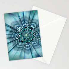 Lotus Mandala Stationery Cards