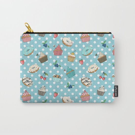 Donuts and muffins Carry-All Pouch