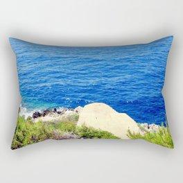 Landing Of Wishes Rectangular Pillow
