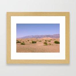 Mohave Daze Framed Art Print