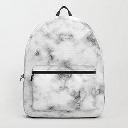 Light gray marble (3) Backpack