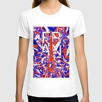 france T-shirts featuring France by Danny Ivan