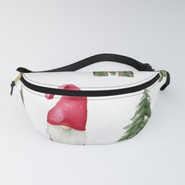 No Place Like Gnome Fanny Pack