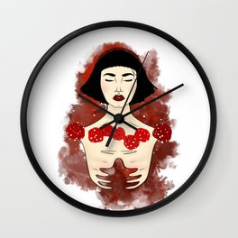 Blanca Nieves (Snow White) Wall Clock