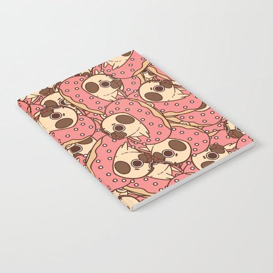 Puglie Doughnut Notebook