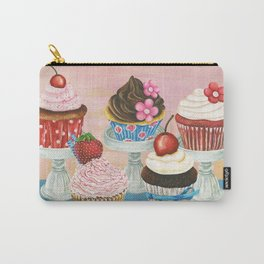 Make Life Sweet Carry-All Pouch