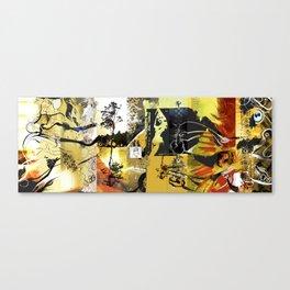 Exquisite Corpse: Round 1  Canvas Print