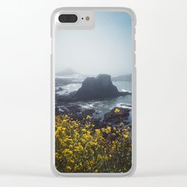 Yaquina Head Clear iPhone Case