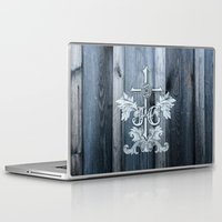 christ Laptop & iPad Skins featuring Jesus Christ by biblebox