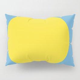 Palau flag emblem Pillow Sham