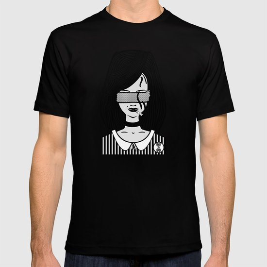 self-portrait T-shirt