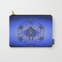 antique blue hue Carry-All Pouch