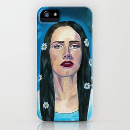 Young and in Love iPhone Case