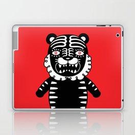 Kuro the Black Tiger Laptop & iPad Skin