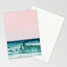 Surfing USA Stationery Cards