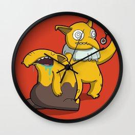 Pokémon - Number 96 & 97 Wall Clock