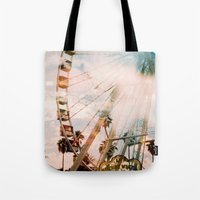 coachella Tote Bags featuring Coachella by Tosha Lobsinger is my Photographer