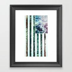 USA Wilderness Framed Art Print