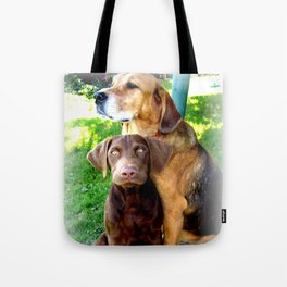 Ain't Nothing But A Hound Dog Tote Bag