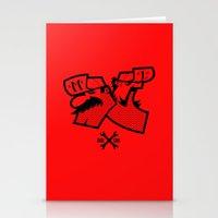mario bros Stationery Cards featuring Mario & Luigi - BROS by La Manette