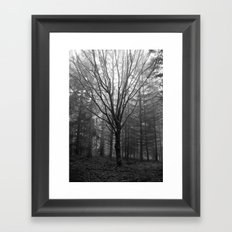 I stand alone Framed Art Print