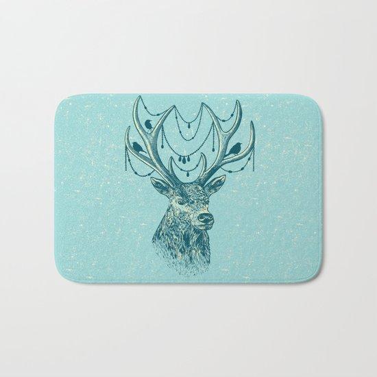 Deer Spirit Bath Mat